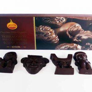 Chocolate Figuras PreColombinas