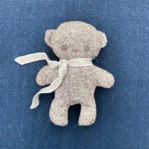 Wool Teddy Bear Osito Lana Quito Galeria Ecuador