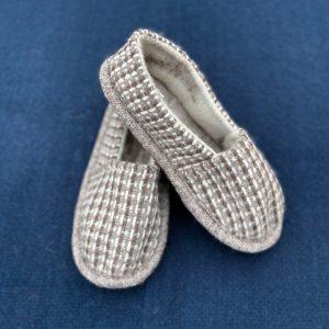 Wool Slippers Pantuflas Lana Quito Galeria Ecuador