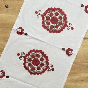 Zuleta´s embroidery Quito Galeira Ecuador