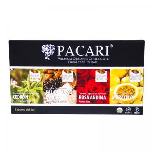 Pack Sabores del Sur Southern Flavors Pacari Quito Galeria Ecuador